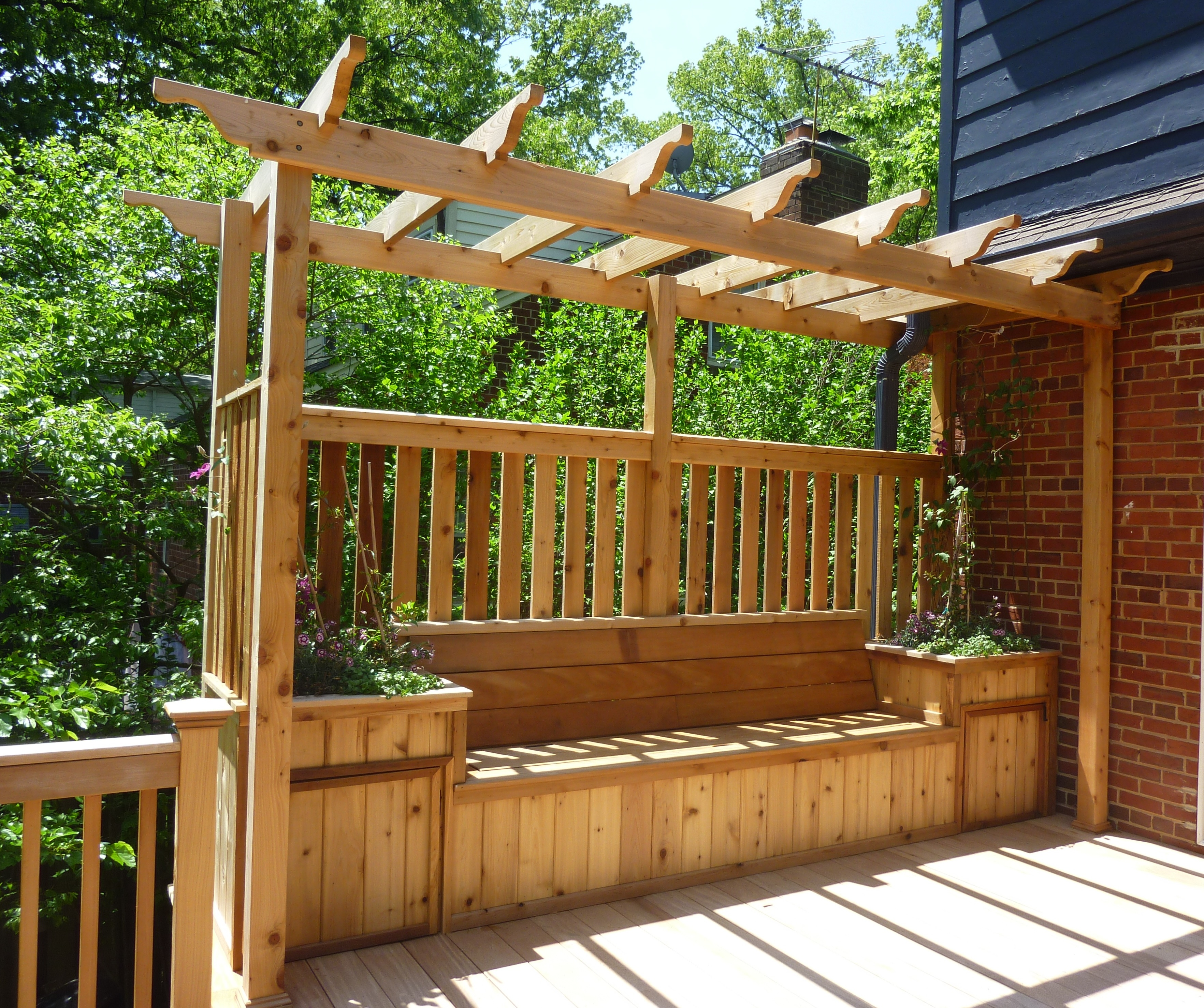 Evergreen Fence U0026 Deck   Fence Company / Fence U0026 Deck Contractor ...