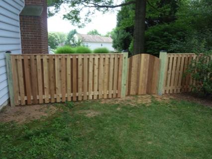 Evergreen Fence Amp Deck Gates Gallery