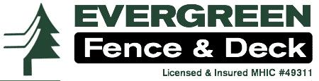 Evergreen Fence & Deck
