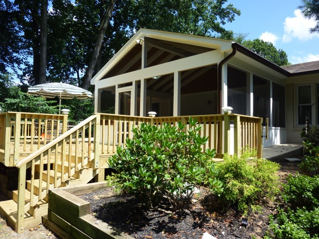 Experience The Great Outdoors At Home With A Custom Designed Porch Addition  Or Enhance Your Current Deck Or Front Stoop. With The Variety Of Materials  And ...