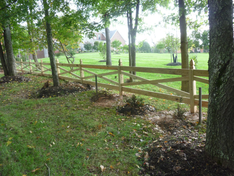 Fence - Evergreen Fence & Deck