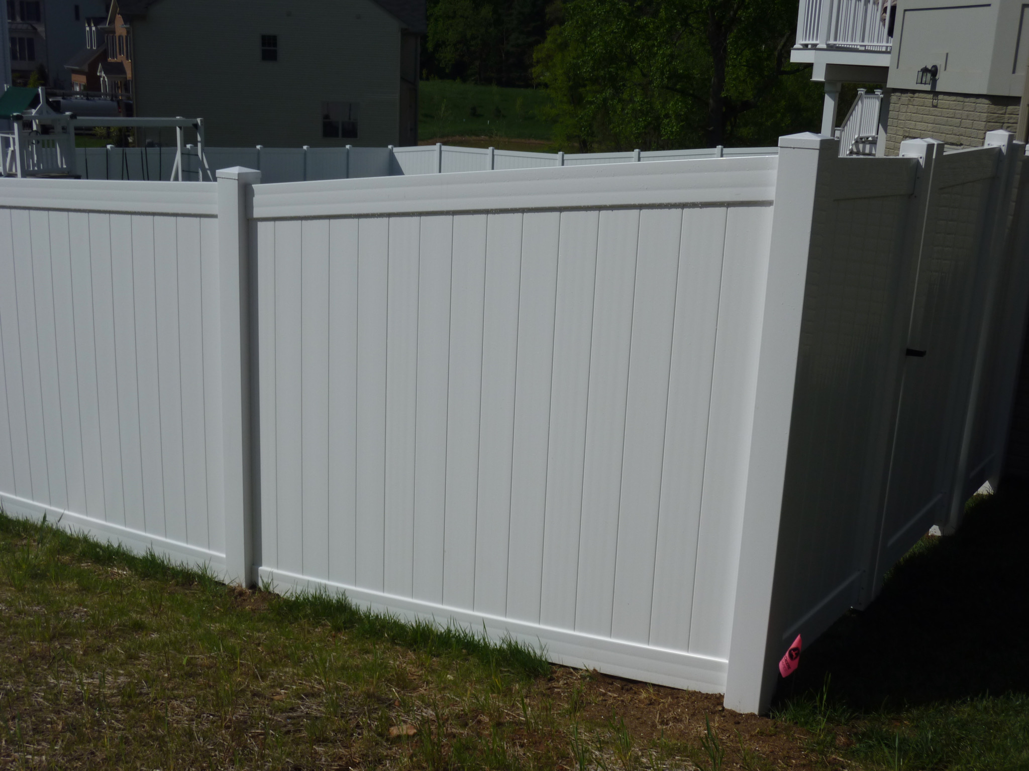 Evergreen Fence Amp Deck Fence Gallery