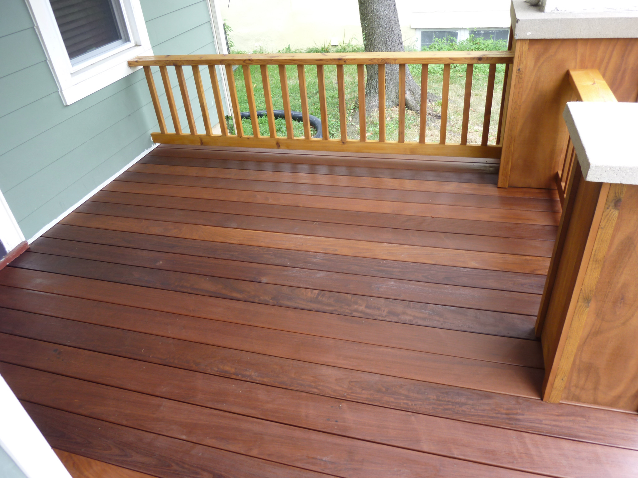 Evergreen Fence Amp Deck Porch Gallery